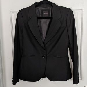 Size 6 The Limited Black Collection blazer